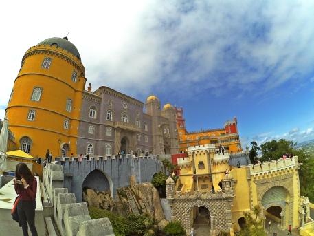 Sintra- Castelo Da Pena