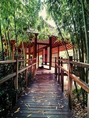 Jardín Japones, Toulouse